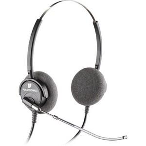 Plantronics Supra Voice Tube Headset 91783-15 H61