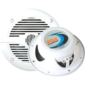 "Boss Audio 6.5"" 2-way 200W Marine Full Range Speaker MR60W"