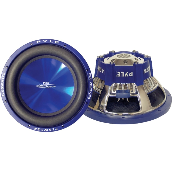 Pyle Blue Wave Subwoofer PL-BW84