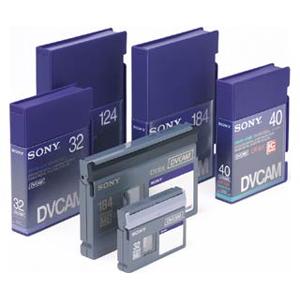 Sony DVCAM Cassette PDV184N