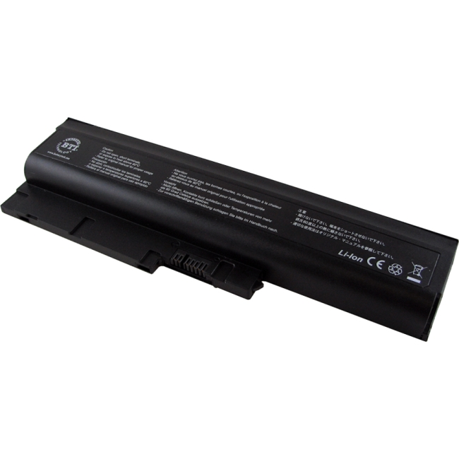 BTI Lithium Ion Notebook Battery IB-R60