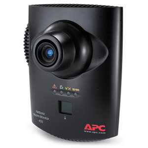 APC NetBotz Room Monitor 455 Security Camera NBWL0456