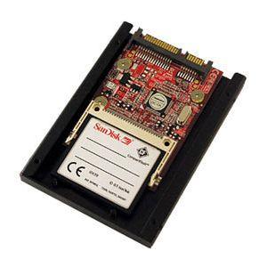 Addonics CF-SATA HDD Adapter ADSAHDCF