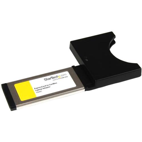 StarTech.com ExpressCard to CardBus Laptop Adapter PC Card CB2EC