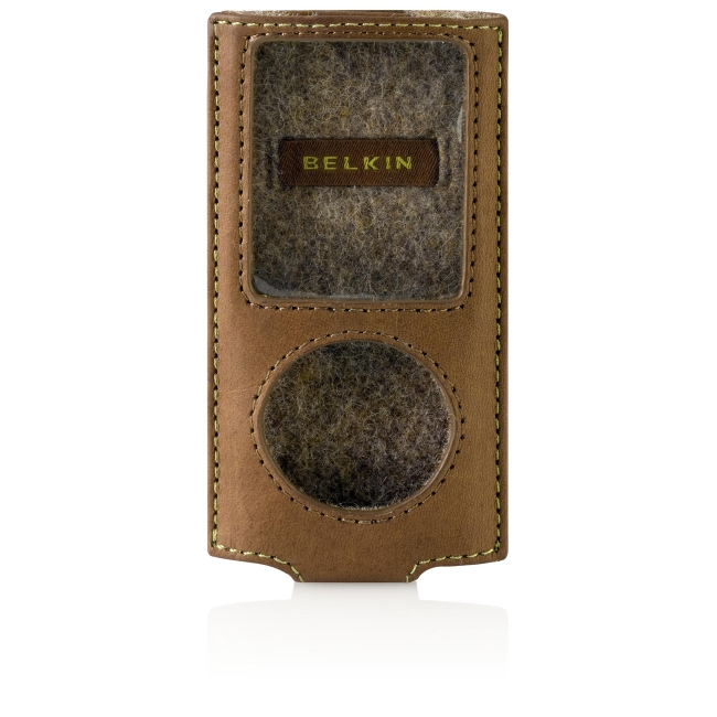 Belkin Eco-Conscious Sleeve for iPod F8Z383-WNT