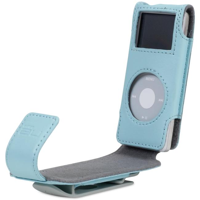 Belkin Flip Case for iPod nano F8Z059-BLU