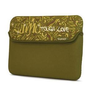 "SUMO Graffiti Ultrabook Sleeve - 8.9"" Green ME-SUMO77899"