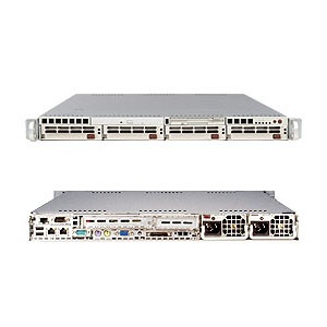 Supermicro A+ Server Barebone System AS-1010P-TRB 1010P-TRB