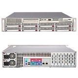 Supermicro A+ Server Barebone System AS-2021M-82R+V 2021M-82R+V
