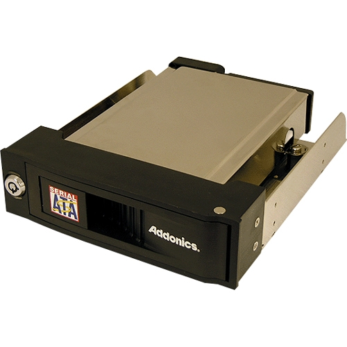 Addonics Snap-In SATA Mobile Rack AESNAPMRSA