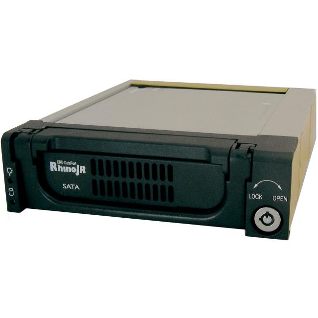 CRU RhinoJR 110 SATA II Removable HDD Enclosure 6650-5000-0500 RJR110