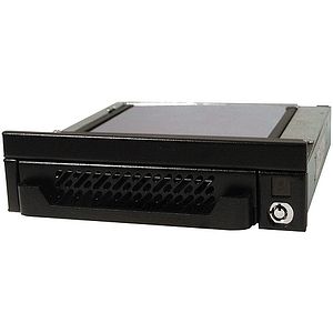 CRU Data Express 75 Removable Hard Drive Enclosure 6456-7100-0500