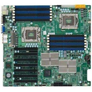X8DTH-6F Supermicro Dual Socket LGA1366 Xeon E-ATX System Board W// IO Plate