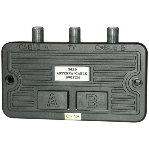 C2G High Isolation AB System Selector 41015