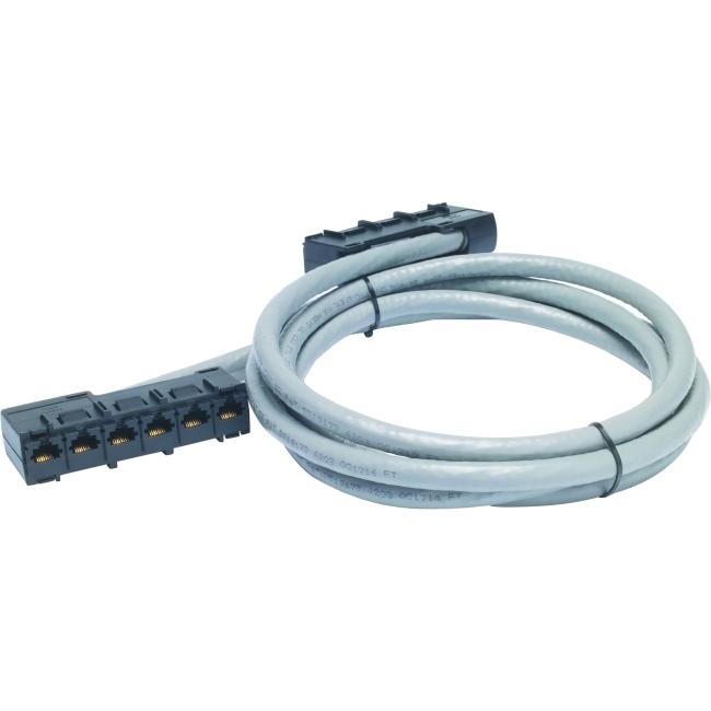APC Cat5e CMR Data Distribution Cable DDCC5E-025