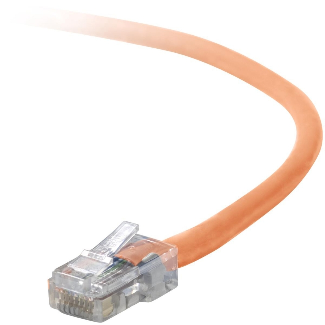 Belkin Cat. 5E UTP Patch Cable A3L791-10-ORG