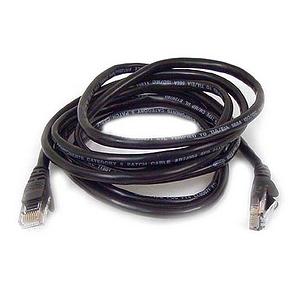 Belkin Cat. 5e Patch Cable A3L791B25-BLK-S