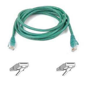 Belkin Cat5e Patch Cable A3L791-10-GRN-S