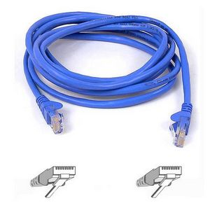 Belkin Cat5e Crossover Cable A3X126-15-BLU-S
