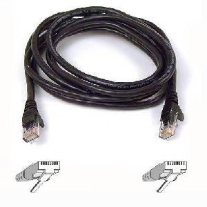 Belkin FastCAT Cat. 5E UTP Patch Cable A3L850-05-BLK-S