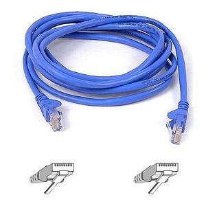 Belkin Cat5e UTP Patch Cable A3L791-06-BLU-M