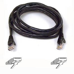 Belkin FastCAT 5e Patch Cable A3L850-10-BLK-S