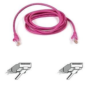 Belkin Cat. 5E UTP Patch Cable A3L791-01-PNK-S