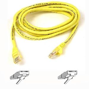Belkin Cat. 5E UTP Patch Cable A3L791-01-YLW-M