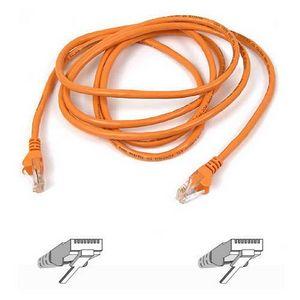 Belkin Cat5e Patch Cable A3L791-25-ORG