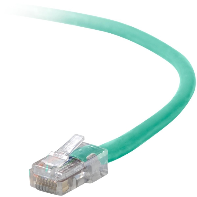 Belkin Cat5e Patch Cable A3L791-01-GRN-S