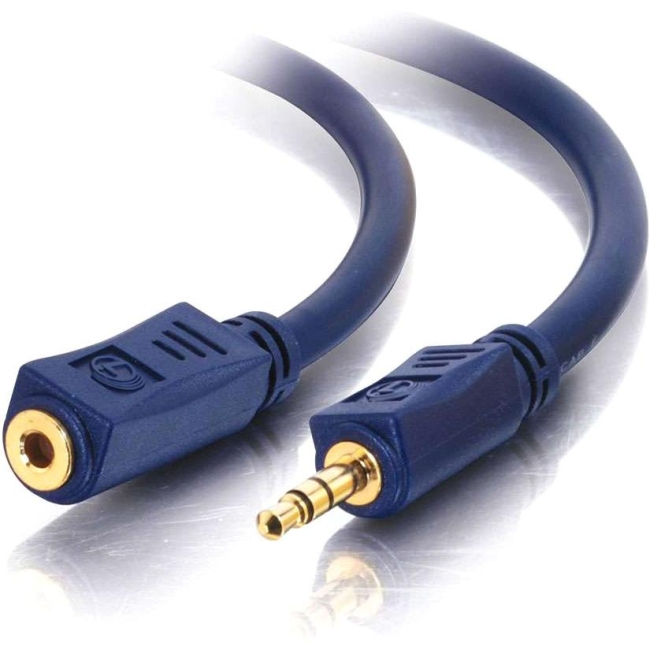 C2G Velocity Stereo Audio Extension Cable 40606