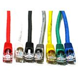 MPT Cat.5e UTP Patch Cable C5EM-3-WHB