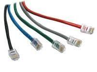 MPT Cat.5e UTP Patch Cable C5EM-10-BLU-O