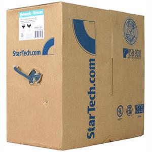 StarTech.com 1000ft Bulk Cat5e Stranded Patch Cable WIRRJ45BLRL