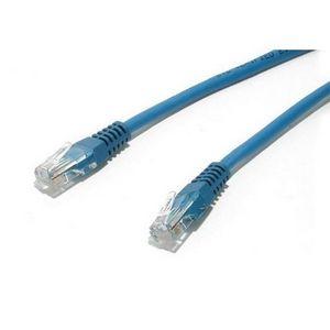 StarTech.com 20 ft Blue Molded Cat5e UTP Patch Cable M45PATCH20BL