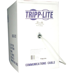 Tripp Lite Cat5e Outdoor Rated Cable N028-01K-GY