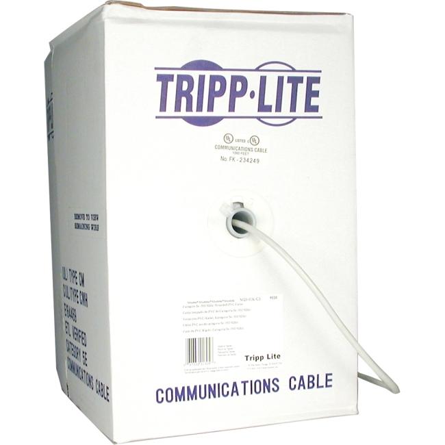Tripp Lite Cat5e Bulk Cable N020-01K-GY