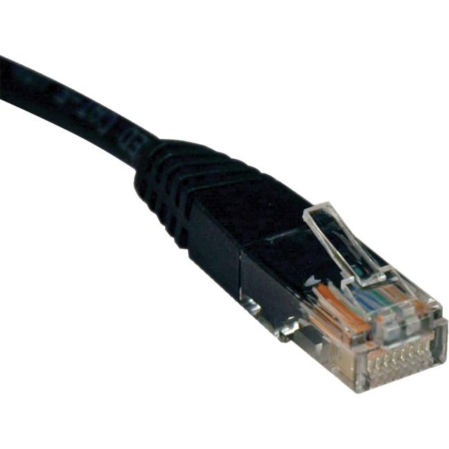 Tripp Lite Cat5e UTP Patch Cable N002-002-BK