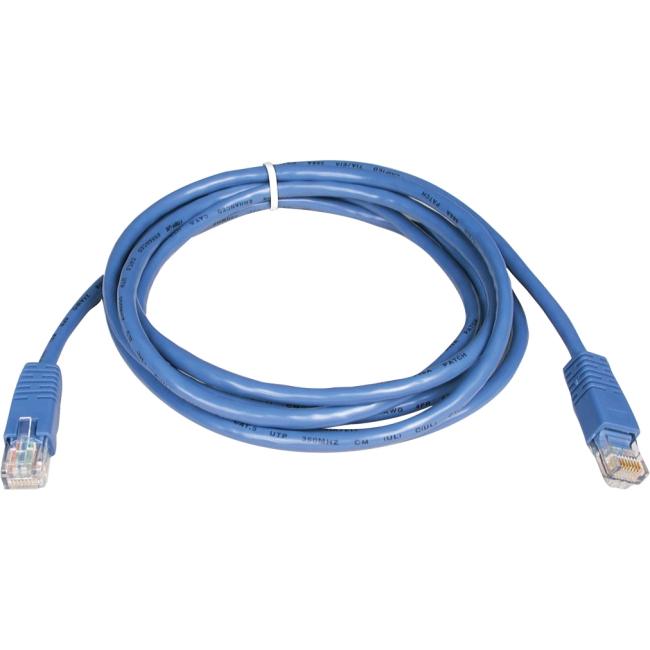 Tripp Lite Cat5e Patch Cable N002-007-BL