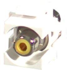 C2G Keystone Snap-in RCA Jack 28745