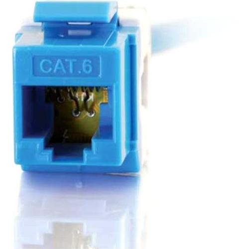C2G Cat.6 RJ-45 Keystone Jack 35211
