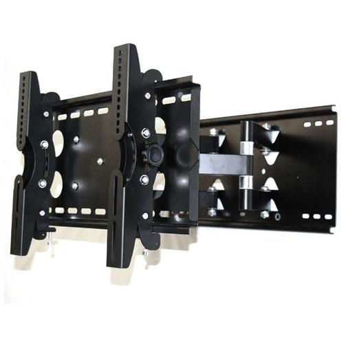 Bytecc Full Motion Double Arm Extended Wall Mount BT-2337TSX-BK