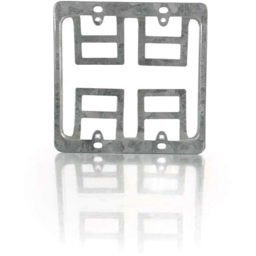 C2G Double Gang Wall Plate Mounting Bracket 03785