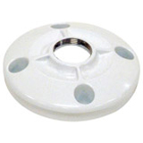Chief Speed-Connect Ceiling Plate CMS115W