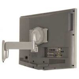Chief JWS Flat Panel Single Arm Wall Mount JWSVB