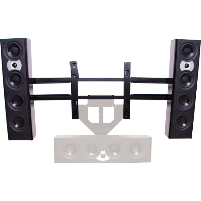 Chief Flat Panel Left/Right Speaker Adapter PACLR1