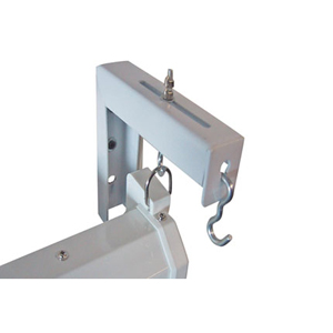 "Elite Screens 6"" L Bracket ZVMAXLB6-W"