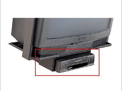 Peerless-AV Adjustable VCR Mount Bracket VPM45-J