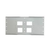 """Peerless-AV 16"""" Triple Metal Stud Wall Plate WSP716-GB"""