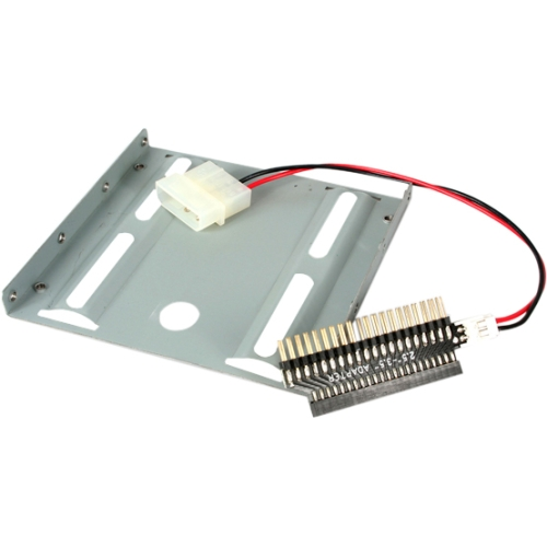 StarTech.com 2.5in IDE Hard Drive to 3.5in Drive Bay Mounting Kit BRACKET25